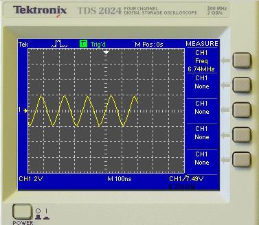 有源晶振分正弦和方波